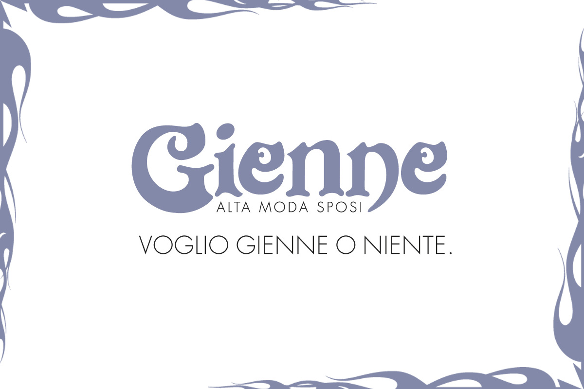 Gienne: Restyling marchio e pay-off istituzionale