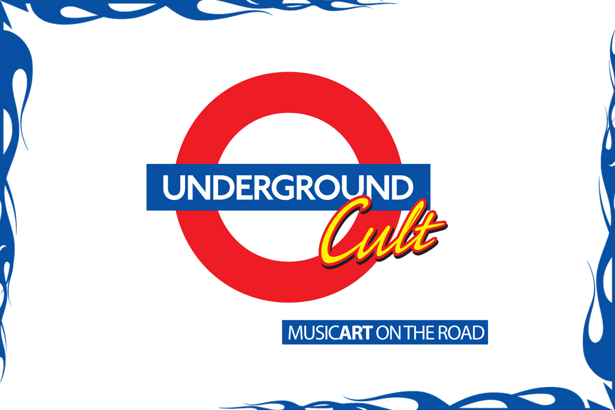 Underground Cult: Marchio e Pay-off istituzionale